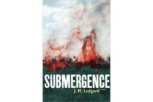 Submergence book cover